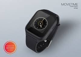 TCL MOVETIME is a 4G smartwatch for ...