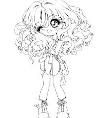 Cute Anime Colouring Pictures Cat Coloring Pages Fox Wolf Energy