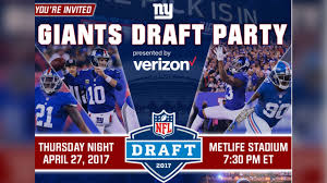 com Giants Bleedbigblue Party Day 2017 - New York Draft aebccafcbe|The Great, The Bad, And The Ugly