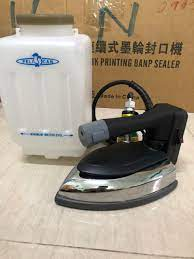 Bàn ủi hơi nước công nghiệp treo Korea Sewoong Pen 550 - Thiết bị xây dựng  - Thiết bị công nghiệp - Điện máy Ngọc Phát