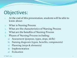 nursing essay on nursing process nursing essay on nursing process objectives 1 at the end of this presentation students will be able to