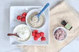 make your own face mask. Unique Face Make Your Own Raspberry Yuzu Facial Mask Intended Face I