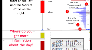 Nifty Volume Profile Charts How A Market Profile Chart Gives An Edge To Trade Vtrender