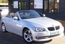 BMW 3 Series bmw 3 series convertible diesel : Used Bmw 3-series 320d se step auto for sale in Ipswich, Suffolk ...