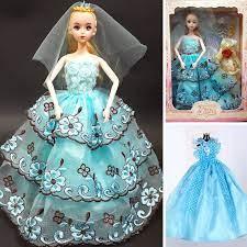 So Sánh Giá Hộp đồ Chơi Búp Bê Barbie Khớp Cô Dâu, Công Chúa Kèm Phụ Kiện Búp  Bê Cho Bé (giao Mẫu Ngẫu Nhiên) tháng 8/2021