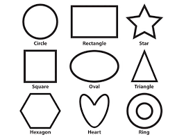 Small Picture Shape coloring pages for kids ColoringStar