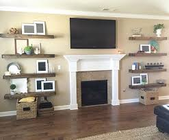 Best 20 Floating Shelves For Tv Ideas On Pinterest Floating Tv Bookshelves  Next To Fireplace | 640 X 529