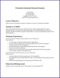 Assembly Line Worker Job Description Resume Resume For Production Worker Resume Online Builder 45