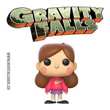 Figure Pop Pines Funko Toy Falls Gravity Mabel Geek Disney Suisse