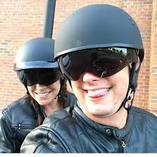 Voss Beanie Half Shell Helmets Dot Certified Helmet