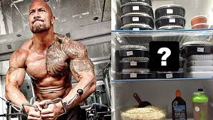 dwayne the rock johnson s meal plan for hercules role