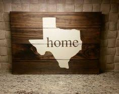 reclaimed wood texas hanging love your state custom orders