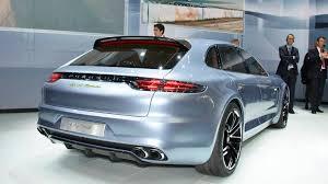 porsche panamera wagon 2018. Contemporary 2018 2012 Porsche Panamera Sport Turismo Concept Rear For Porsche Panamera Wagon 2018 S