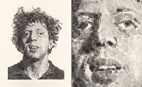 phill by chuck close