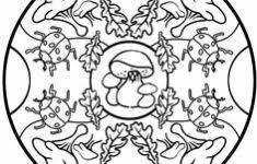 Kleurplaat Mandala Dieren Mooi 105 Beste Afbeeldingen Van Herfst