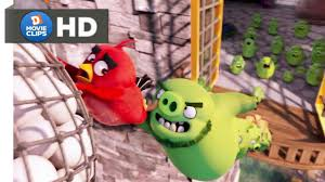 The Angry Birds Movie Hindi (12/14) Save That Eggs! MovieClips - YouTube