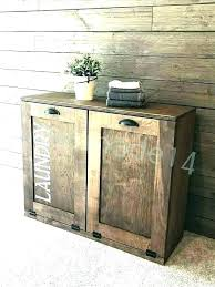 wood laundry basket wood ry hamper white clothes storage basket wooden tilt out wood laundry