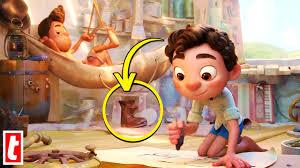 20 Disney References Hidden In Pixar's Luca - YouTube