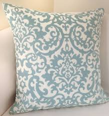 Robin's Egg Blue Decorative Pillows