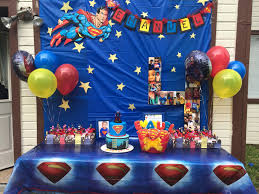 Decoration Stuff For Party 17 Best Images About Birthday Party Ideas On Pinterest Super Dad