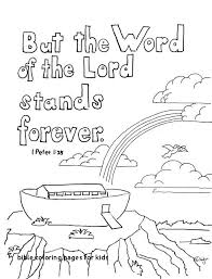 Bible Coloring Pages For Kids With Verses Bible Verses Coloring