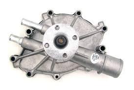 mustang water pump replacement 79 93 lmr com ford racing mustang stock flow water pump 79 93 5 0l m