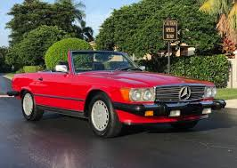 This mercedes convertible has its service records, owner history, manuals & original window sticker. 1987 Mercedes Benz 560sl For Sale 2430211 Hemmings Motor News