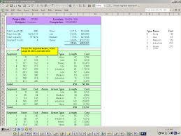 Free Construction Estimate Template Excel Sample 1 Prune