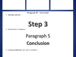 romeo juliet persuasive essay model step 3<br >paragraph 5<br >conclusion<br