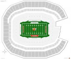 Benz Seating Chart 8 Best Atlanta Falcons Stadium Georgia Dome Images