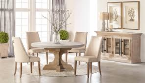 Round Country Kitchen Table Bastille Round Dining Table Top