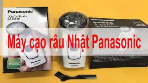 Mở Hộp Máy cạo râu Nhật Panasonic chạy pin ES6500P Nơi bán Máy Cạo Râu  Panasonic giá rẻ, uy tín - YouTube