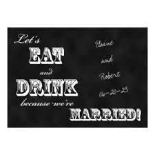 post wedding reception invitations & announcements zazzle Wedding Announcement And Reception Invitation post wedding reception invitation chalkboard wedding announcement reception invitation