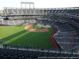 Citi Field Concert Seating Chart Citi Field View From Promenade Outfield 534 Vivid Seats