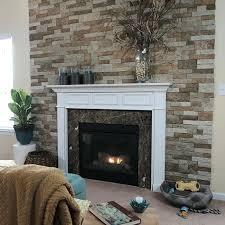 faux stone fireplace diy stone veneer surrounding the fireplace faux stone fireplace installation diy faux stone veneer fireplace