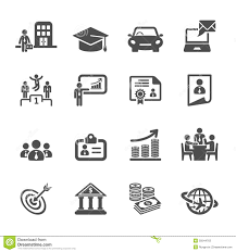life and career stock photo image 23159110 business career life cycle icon set vector eps10 stock photos