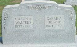 Milton Asa Walters (1853-1933) - Find A Grave Memorial