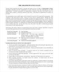 Argument And Persuasion Essay Examples A Good Persuasive Essay Example Topic Coursework Example