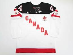 Nike Youth Hockey Jersey Size Chart Details About Taylor Hall Iihf Team Canada 100th Anniversary Nike Hockey Jersey Size Small