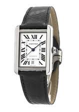 cartier watches for men women new used new cartier tank solo automatic men s watch w5200027
