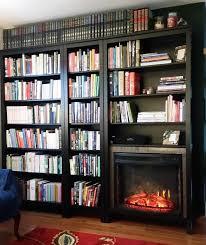 hemnes fireplace