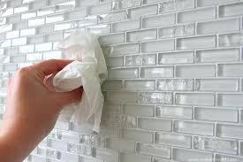grout glass tile sanded or unsanded grout for glass tile backsplash