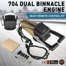 yamaha outboard remote control for yamaha outboard dual engine top mount 704 binnacle remote control box