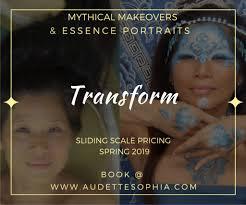 transform spring makeup specials