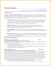 Sample Resume For Executive Assistant To Ceo Executive assistant to Ceo Resume Krida 2