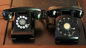 classic rotary phones repair refurbish restore vintage w e 302 and 500