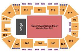 Ralston Arena Tickets Ralston Arena In Omaha Ne At Gamestub