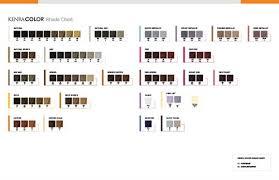Kenra Sm Color Chart Www Bedowntowndaytona Com