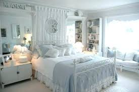 Shabby Chic White Bedroom Furniture Sets Distressed Blue And ...