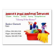 Examples Of Spectacular House Cleaning Business Cards Ideas Antique